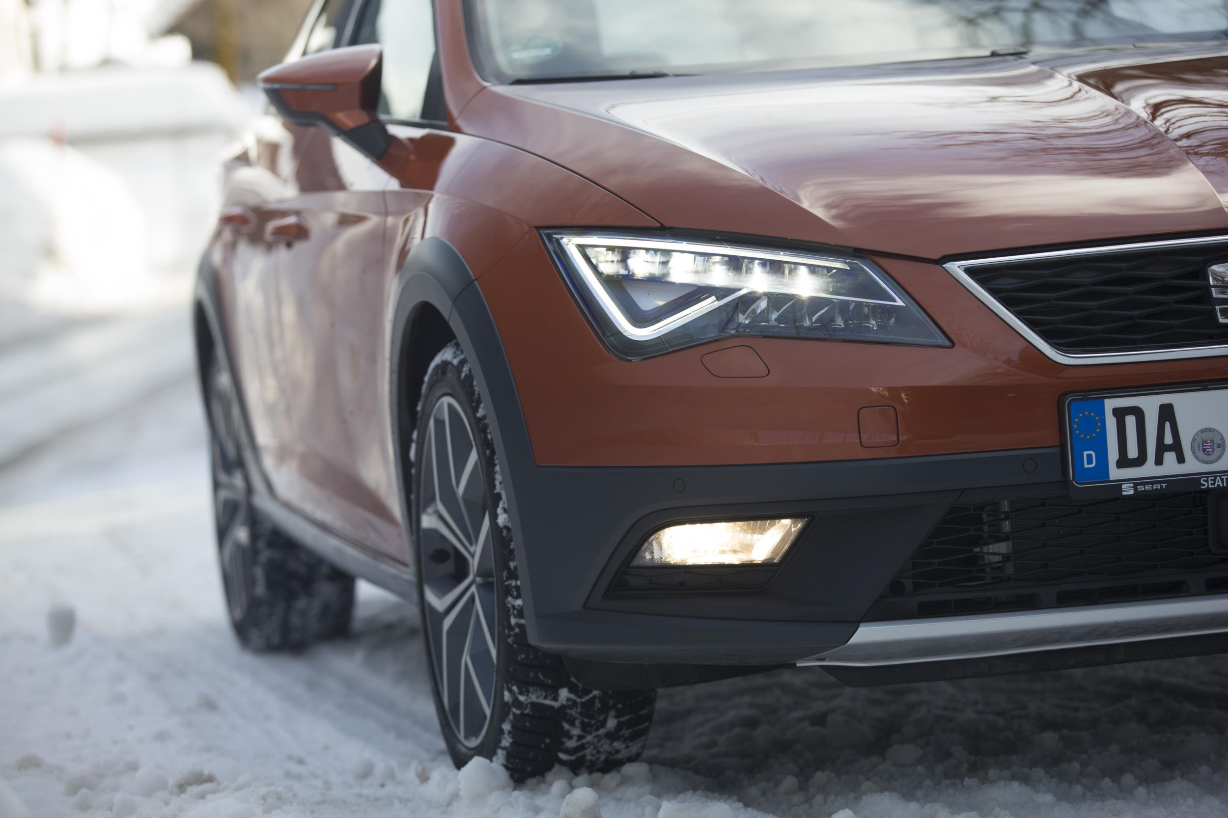 Safe driving in the snow is possible - Motor Source Group